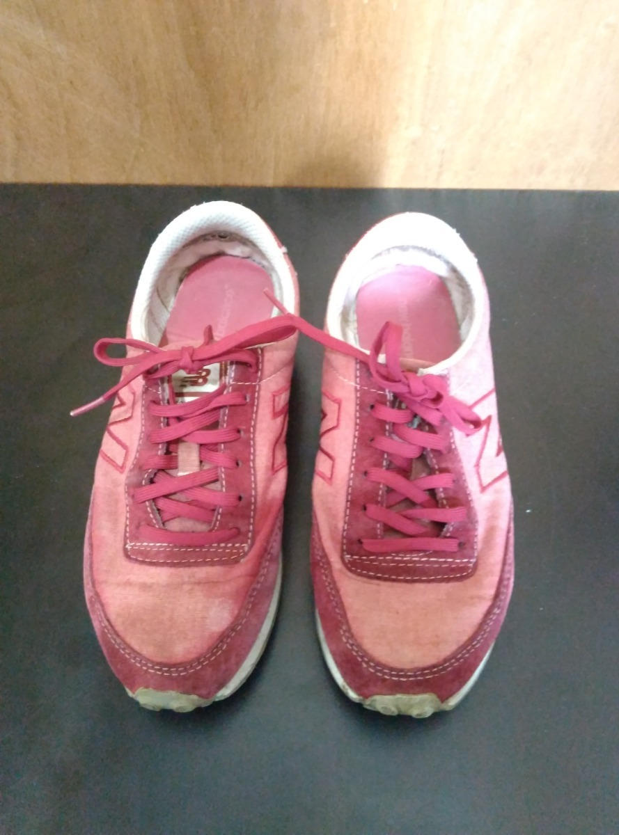 Rojo Dama Color New Usados Bs Deportivos Para Zapatos Balance YSI7wRI