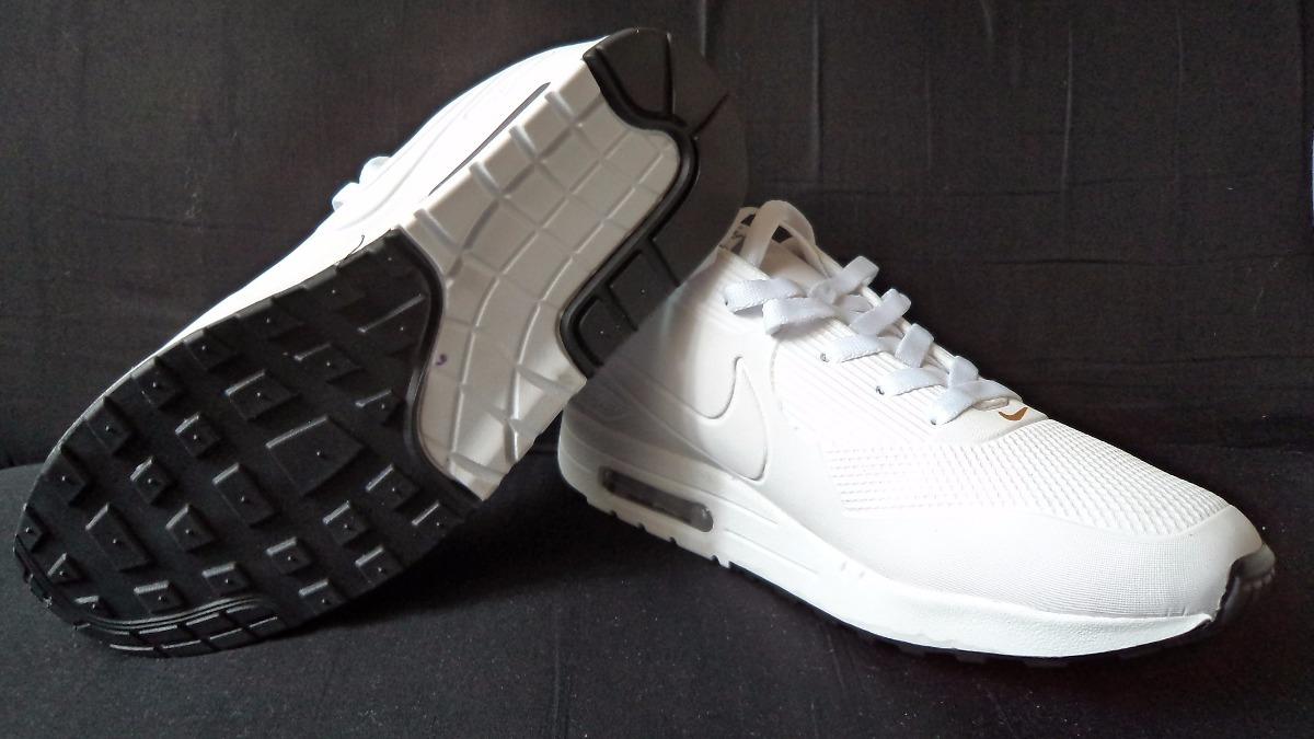 dcf778b9689ae Zapatos Deportivos Nike Air Max Blancos - Bs. 320