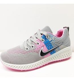 Zapatos Deportivos Nike Air Fashion Damas Zoom Bingo Hi