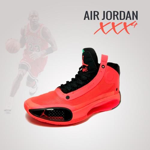 zapatos deportivos nike air jordan xxx4
