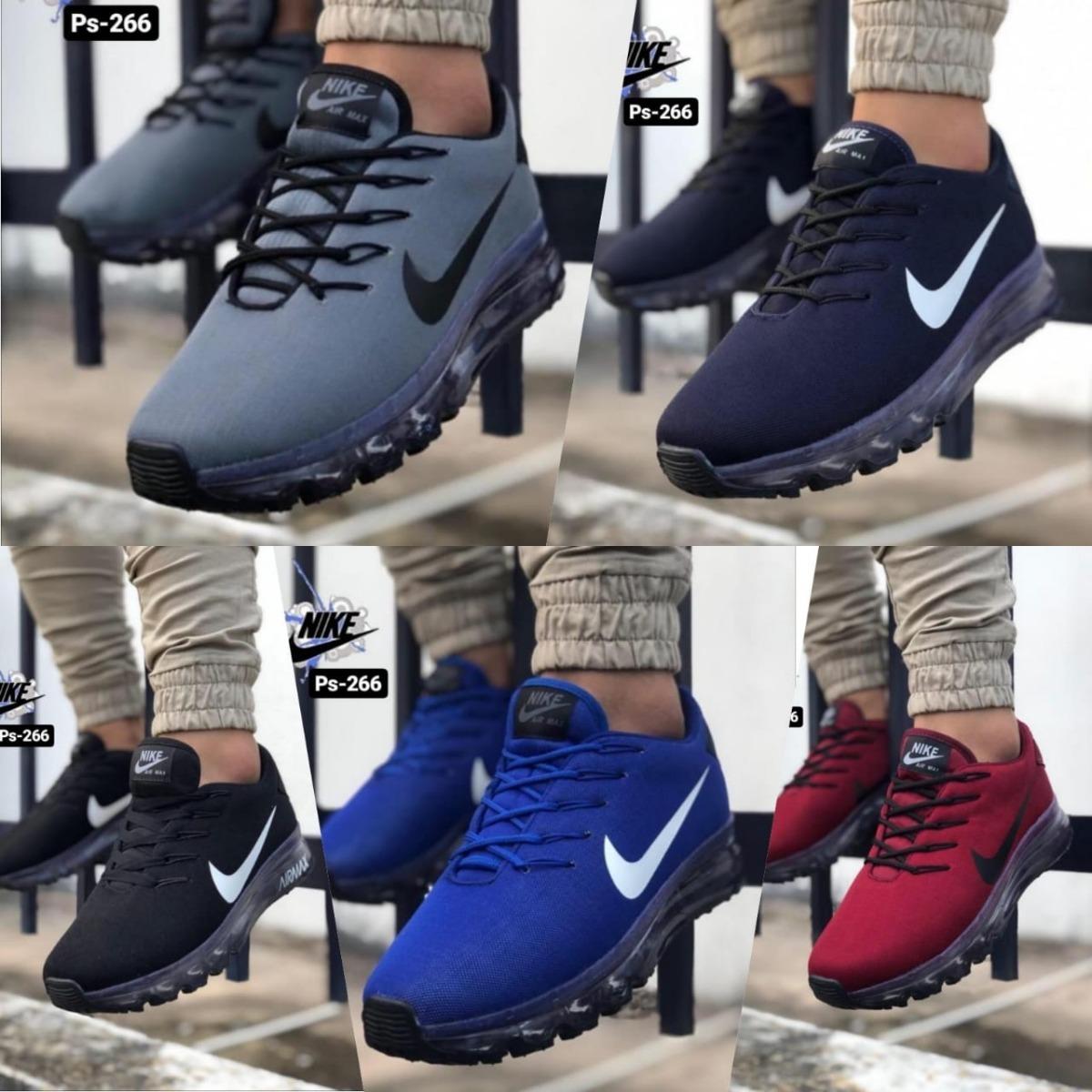 Zapatos Deportivos Nike Air Max 2019 Para Caballeros