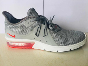 Nike Arcoiris Air Max Ninos Zapatos Nike Plateado en