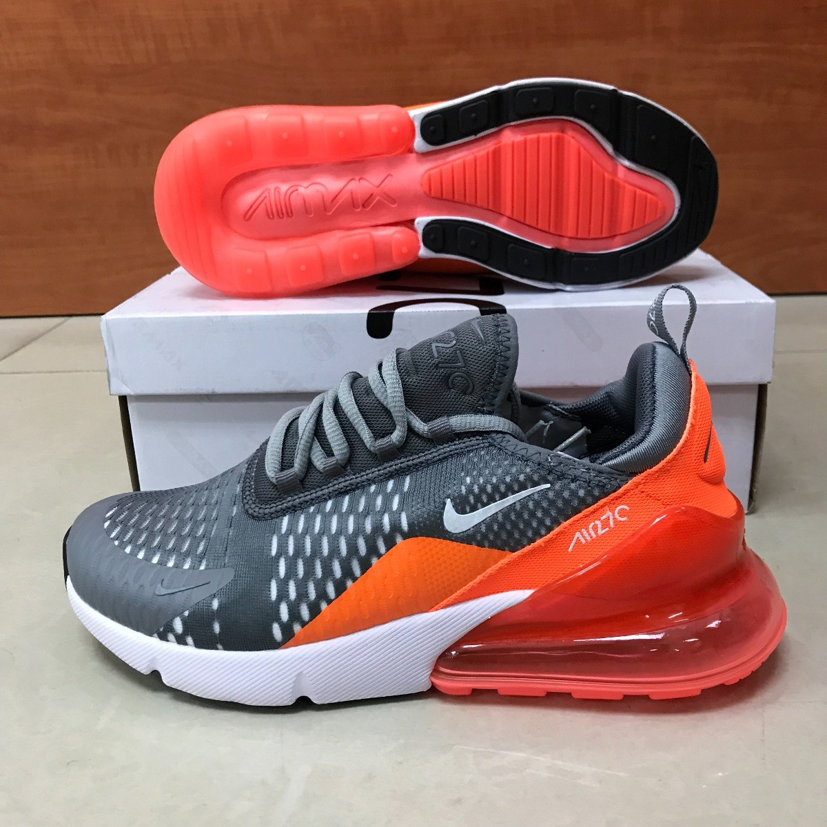 141becfa98613 zapatos deportivos nike airmax 270 para caballero. Cargando zoom.