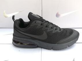 Zapatos Deportivos Nike Airmax Negro 40 A 44