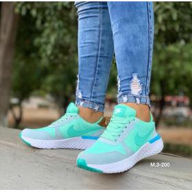 Zapatos Deportivos Nike Dama Y Caballero