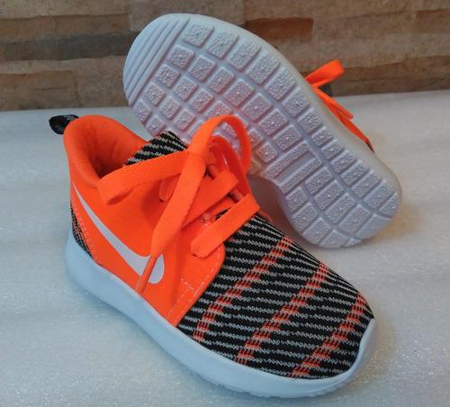 zapatos deportivos nike niños