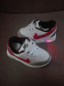 Zapatos Niños Talla Nike Deportivos 22 Luces 1KcFlJ