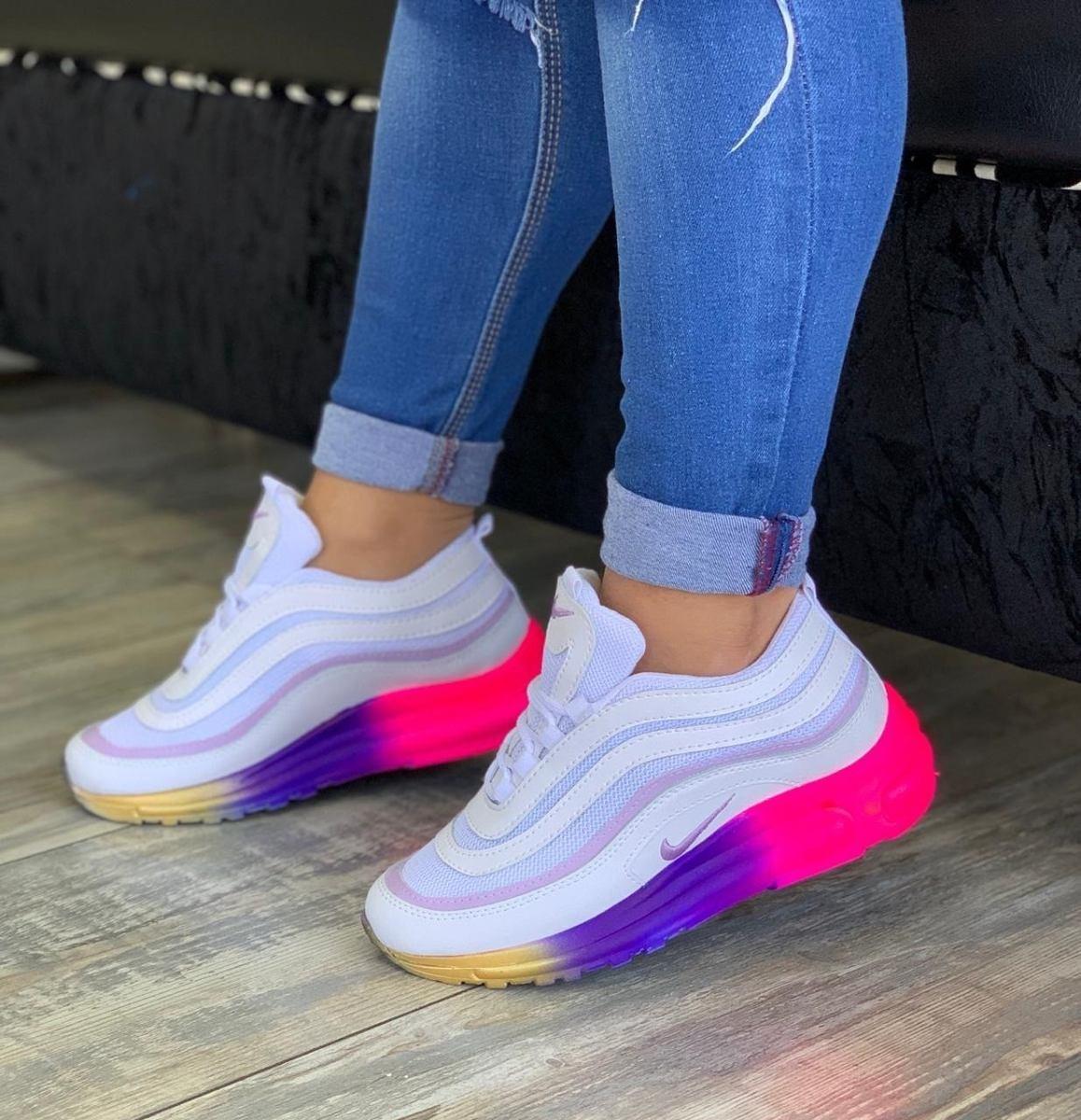 zapatos deportivos nike para damas