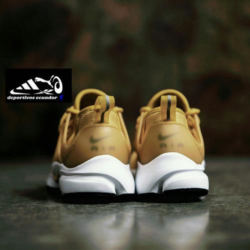 zapatos deportivos nike presto mujer talla 35/36