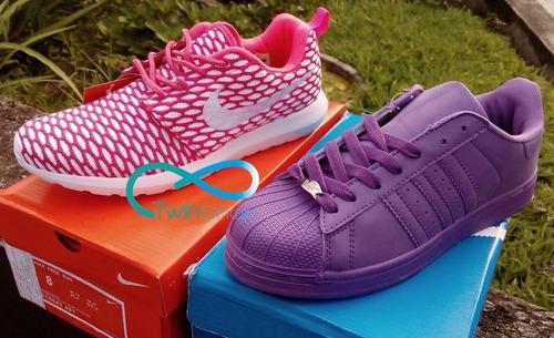 zapatos deportivos nike roshe rum flyknit  2017 de dama