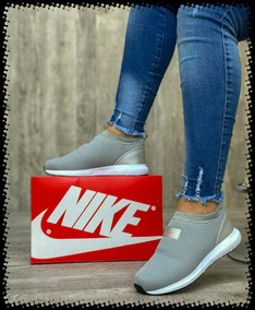 Zapatos Deportivos Nike Sin Trenza Para Dama
