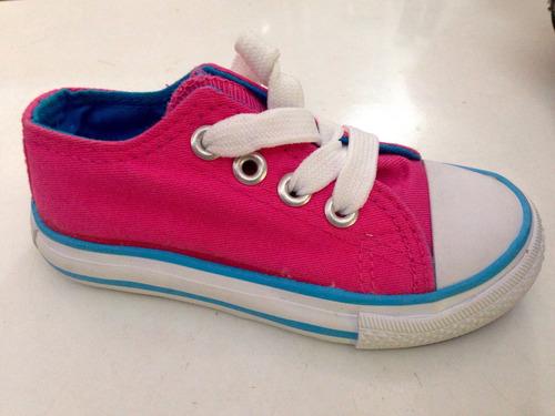 zapatos deportivos niño y niña tallas del 23 al 34