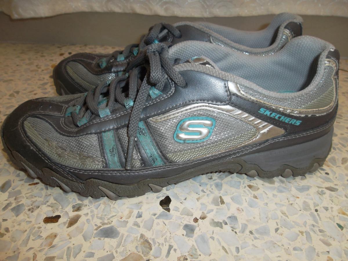Skechers Talla Bs900 Dama 37 Zapatos Deportivos Para Marca 00 FTlK1Jc