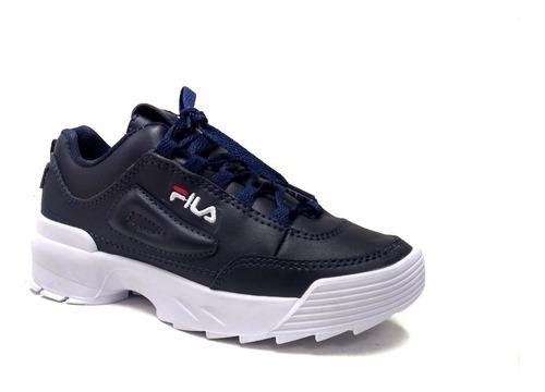 zapatos deportivos para damas fila disruptor