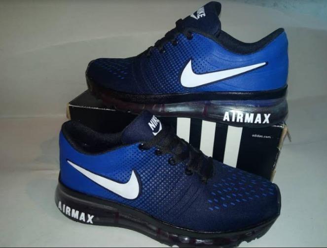 Zapatos Deportivos Para Niños Nike Airmax Con Luces