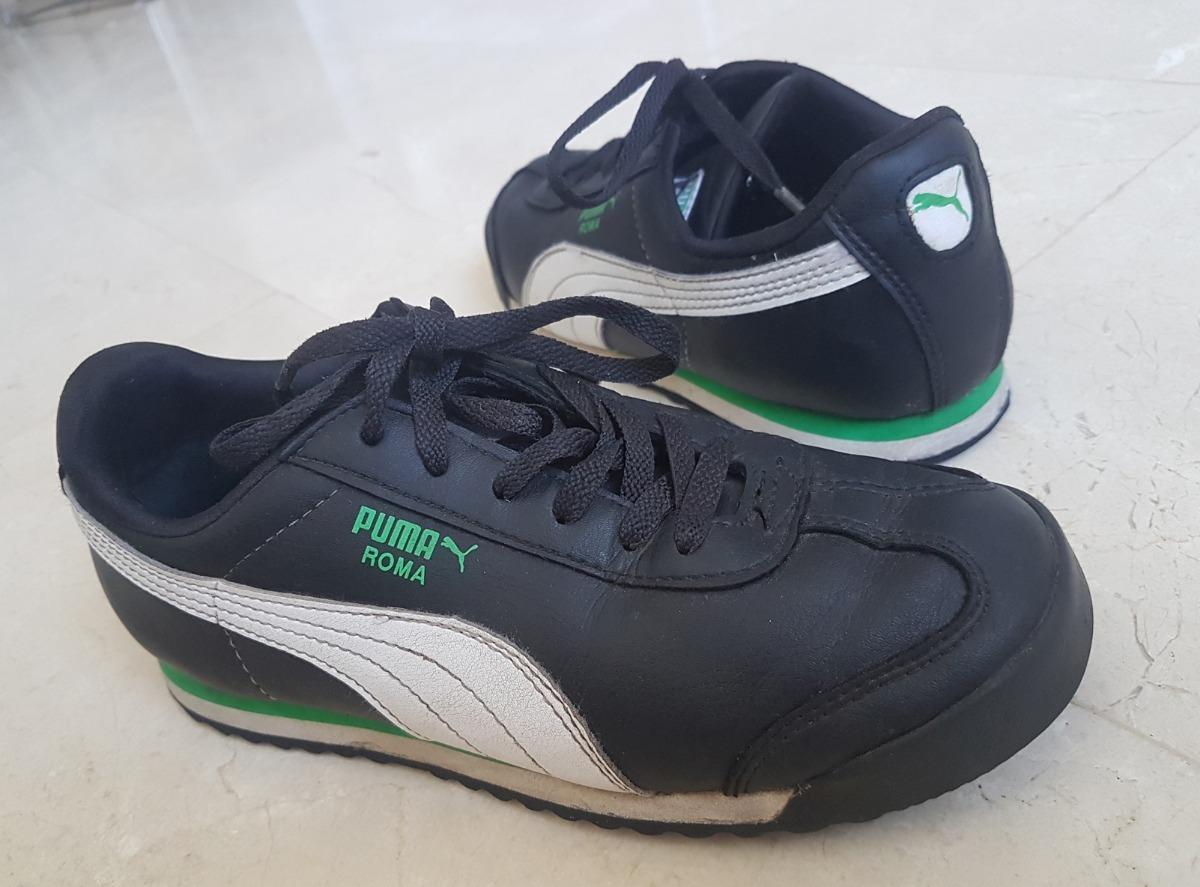 dce0d3f0b Zapatos Deportivos Puma Para Niño Talla 34,5 - Bs. 14.000,00 en ...