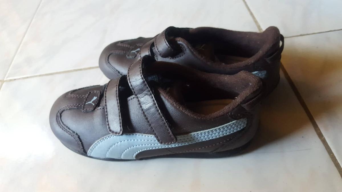 370e8dfab Zapatos Deportivos Puma Originales Niño - Bs. 20.000,00 en Mercado Libre
