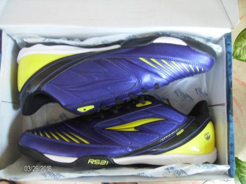 zapatos deportivos rs21.