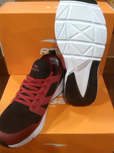 zapatos deportivos rs21 para caballeros  talla 43
