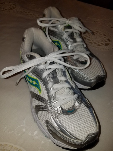 zapatos deportivos sauconny talla 37 damas (50v) como nuevos