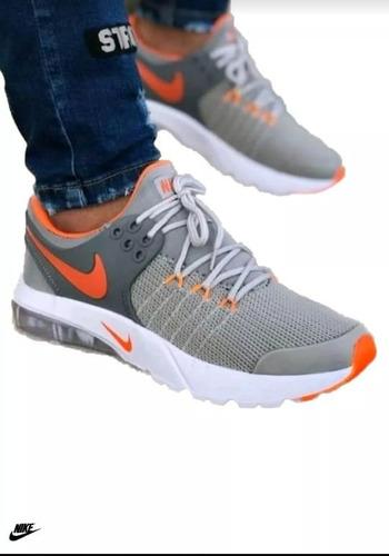zapatos deportivos tavas air max caballeros + envío gratis