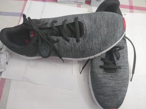 zapatos deportivos under armour  originales y nuevos  t: 41