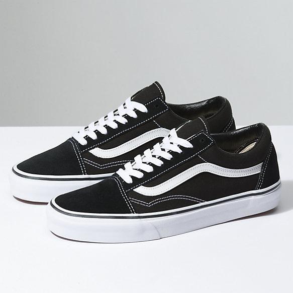 zapatos tenis vans