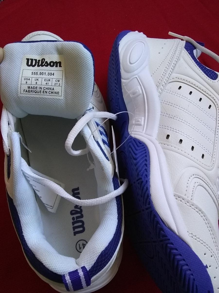 zapatos deportivos wilson rush tenis originales caballero. Cargando zoom. f0d860a1a015