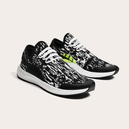 zapatos deportivos - zapatillas zara man talla 43 oferta!!