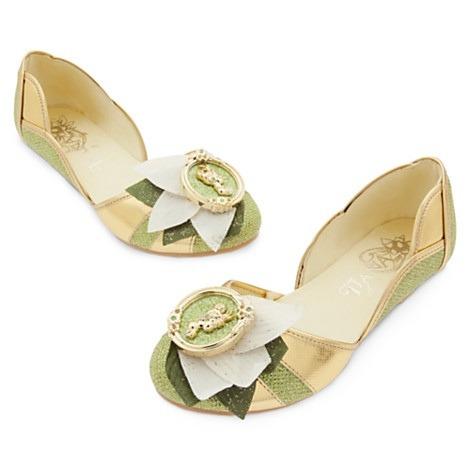 Zapatos Disfraz Tiana Para Niñas Disney Store -   750 80897efda2d3