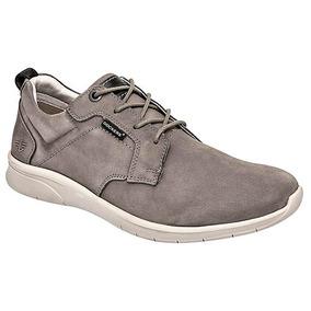 Mocasines Vestir Gris Hombre 67588 Dtt Zapatos Dockers Piel oedCrxB