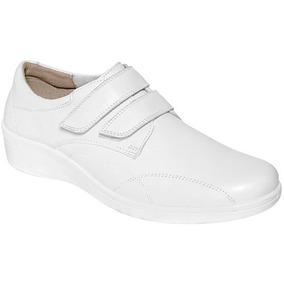 d9843a81 Zapato Dama Blanco Y Negro Para Enfermeria Dpa - Zapatos en Mercado Libre  México