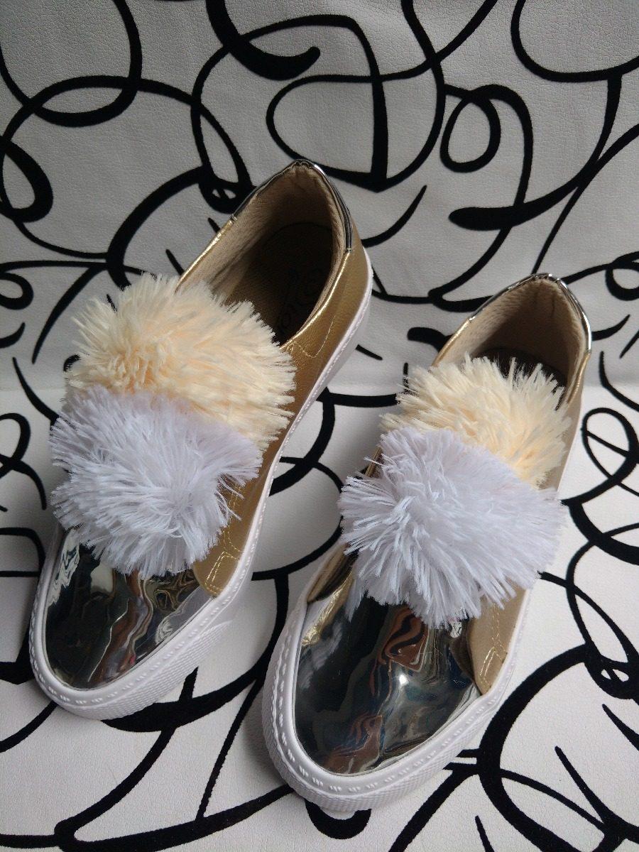 eed346fcaa zapatos dorados comprar calzado por internet envio gratis. Cargando zoom.