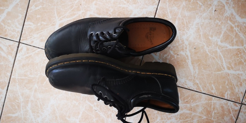 ba6664cabd6 Zapatos Dr Martens Originales Tipo Oxford 8uk Poco Uso -   900.00 en ...