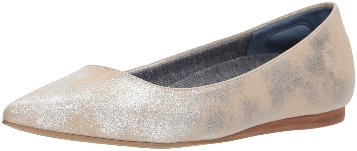 venta caliente online be5a2 16312 Zapatos Dr. Scholl 's Leader Ballet Plano Mujeres