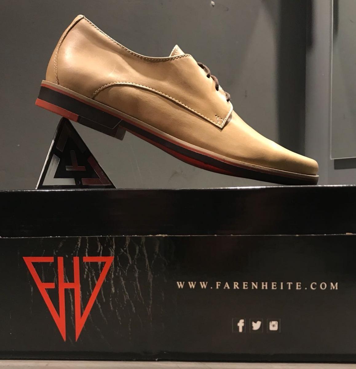 mejor proveedor Nuevos objetos el precio más baratas Zapatos En Punta Color Marron/beige 100%cuero Hombre