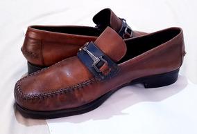3e45011dd5 Zapatos Ermenegildo Zegna. Café Y Azul. 11/29. Especatulares