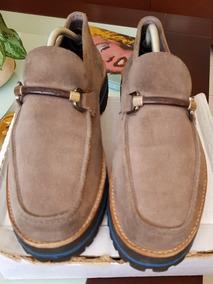 84d530f7f6 Zapatos Ermenegildo Zegna De Gamuza. Alterados.epectaculares