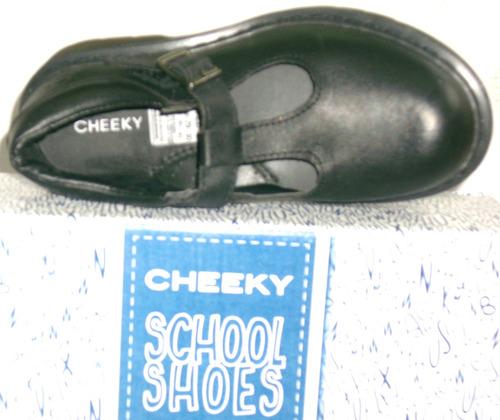 zapatos escolar cheeky