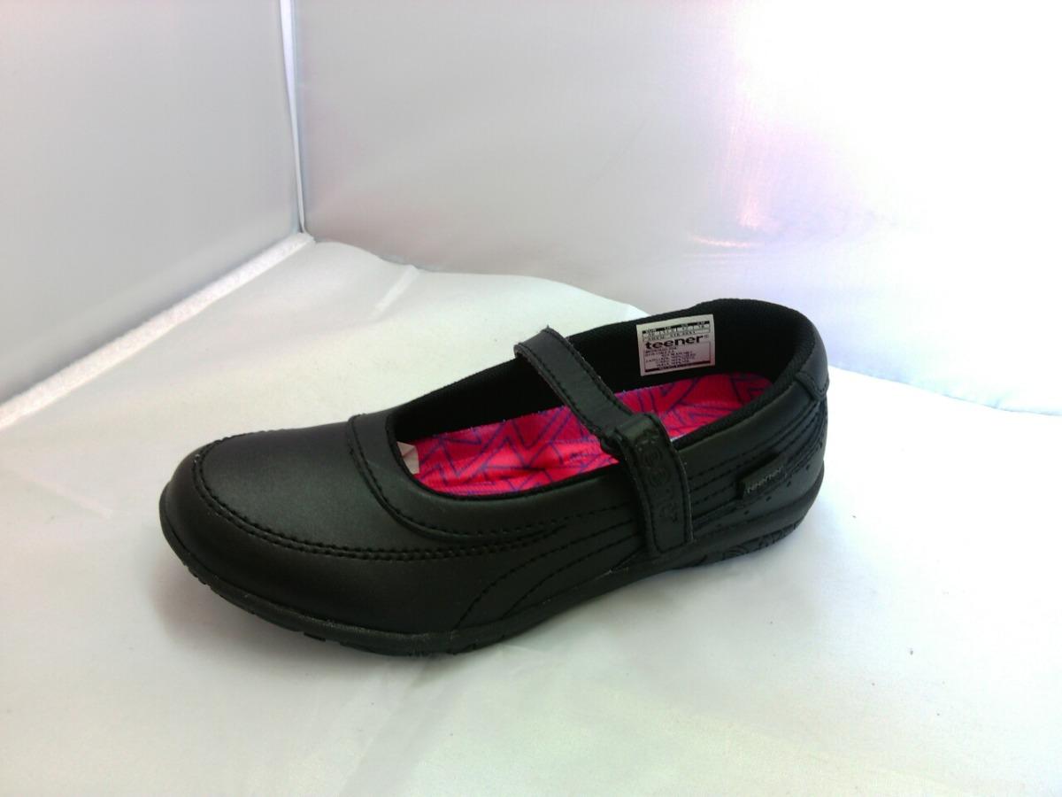 95b2b16958ae9 Libre 6029 Zapatos Negro 990 Mercado 22 En Escolar Teener U88qxwv6