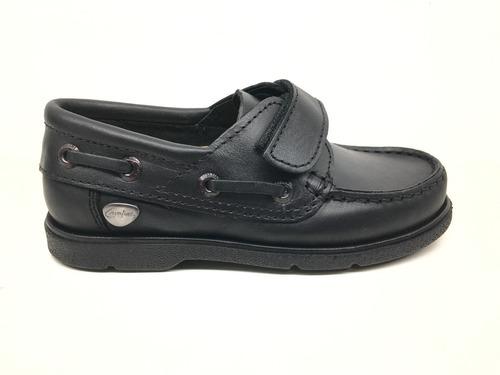 zapatos escolares cavatini -20-0332 del nº 27 al 34