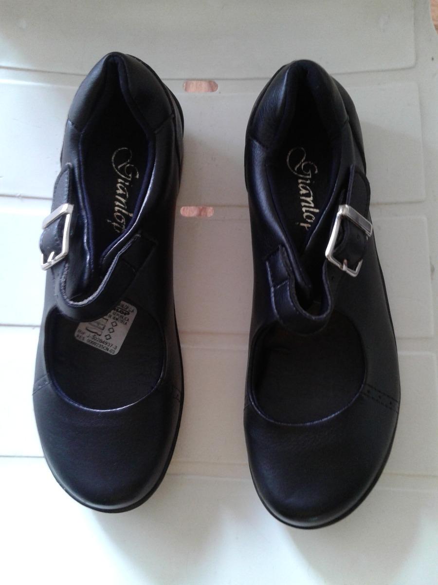 455da01030c zapatos escolares de niña talla 36. Cargando zoom.