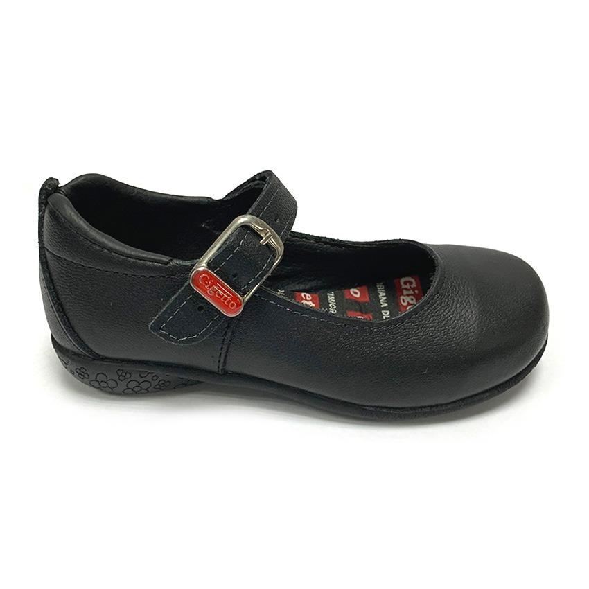 fd1598cdbed Zapatos Escolares Gigetto Niña Negro Gi 0503 Corpez - Bs. 167.833