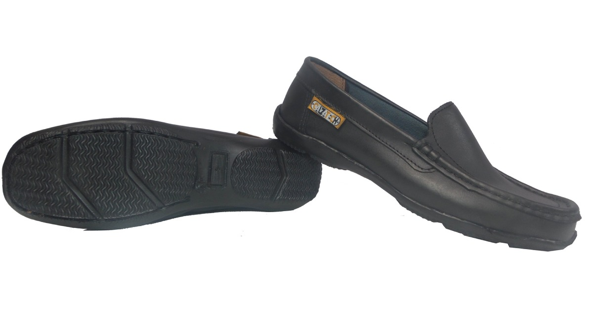 eeab5fbe13f zapatos escolares mocasines niños hombre mujer 100% cuero. Cargando zoom.