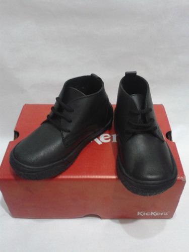 Zapatos negros Kickers infantiles talla 28 WqRMFBG