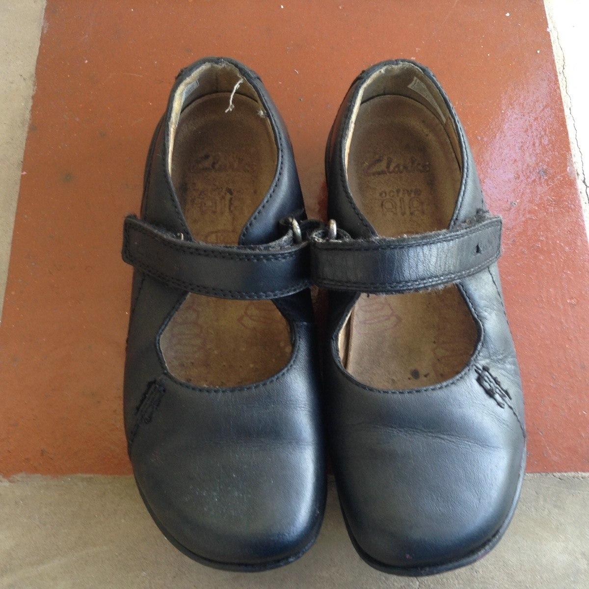 10 Originales 0 Niña Zapatos Bs Talla En Hrohqa 60 Escolares Clarks nP8wXNOZ0k