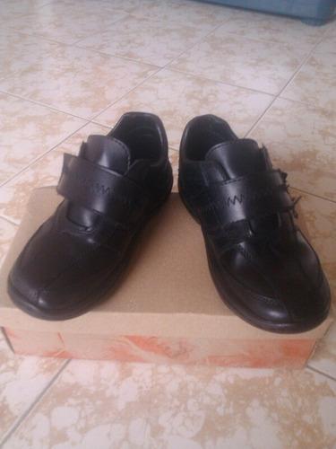 zapatos escolares talla 31