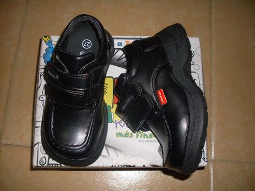 zapatos escolares vita kids 26/ 28/29