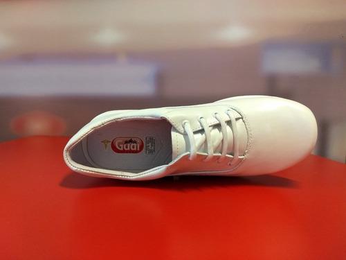 ca8da163 Zapatos Especializado Blanco Enfermeras Alto Confort Burbuja ...