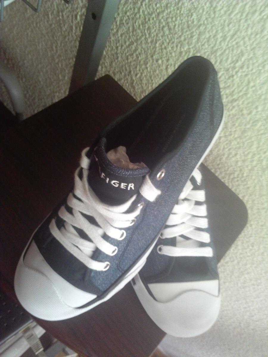 bad7d37fc16 zapatos estilo converse tommy hilfiger 100% originales. Cargando zoom.
